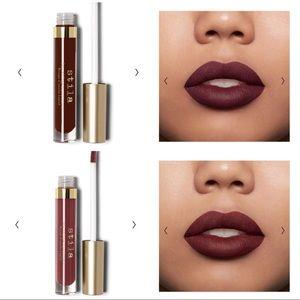 NIB Stila stay all day liquid lipstick duo